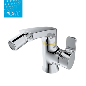 Original design brass single hole wash basin mixer bidet tap