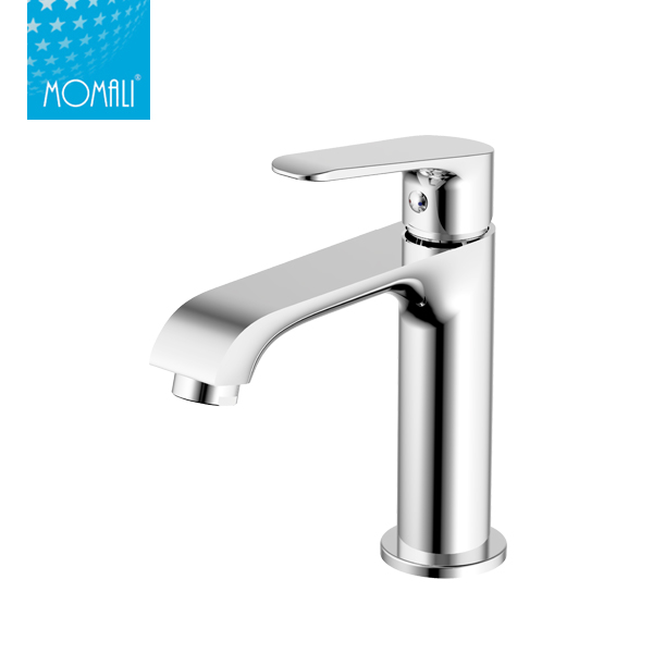 2018 lavatory faucet wash hand basin tap brass hot and cold mixer