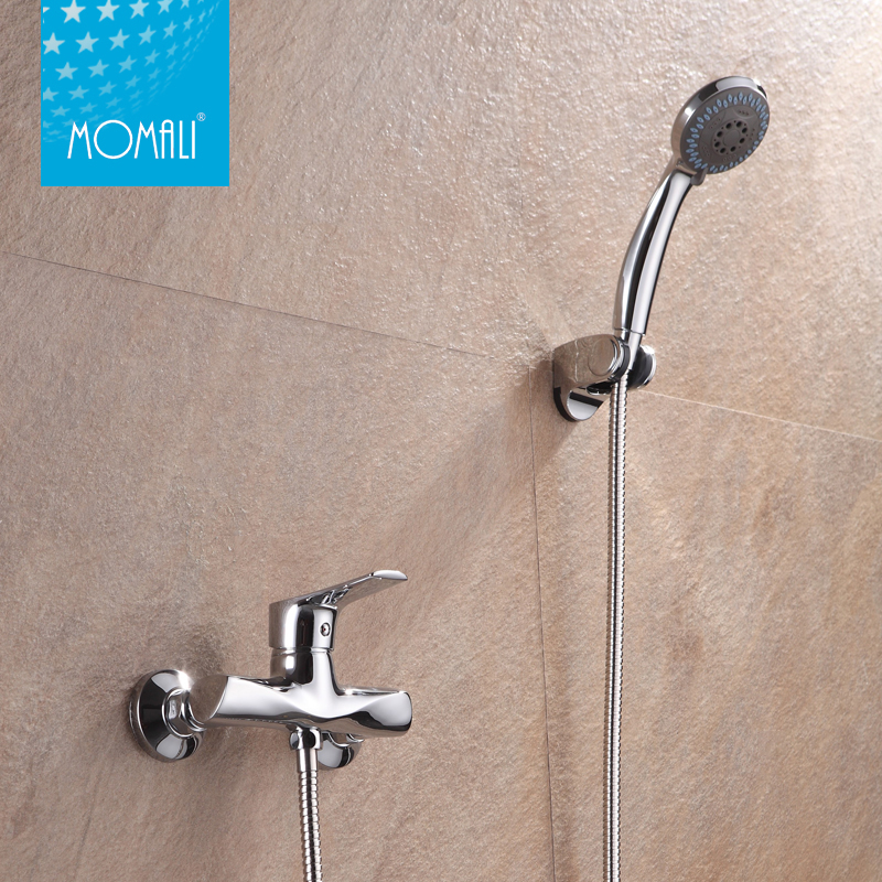 Momali Wholesale Bathroom Wall Mounted Bath Shower Faucets