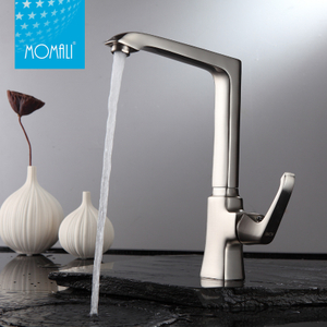 2018 European style online shopping brass kitchen sink water faucet