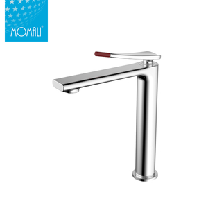 Wholesale high body wash taps bathroom faucet luxury cheap basin mixer
