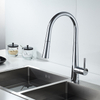 High Quality Kitchen Faucet Pull Out Spray Head Single Lever Kitchen Mixer Taps